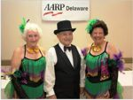 AARP Chapter hosts Fabulous Tapsations, sets meeting May 25