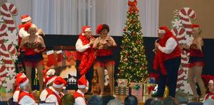 Tapsations Christmas 2013 Photo